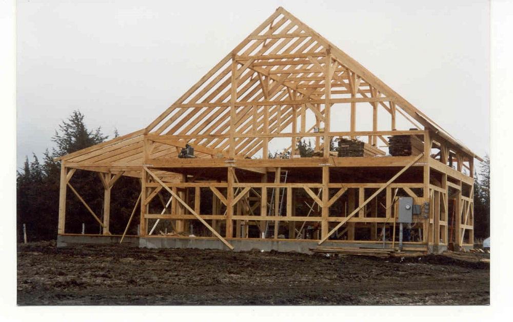 Timber Frame Porches