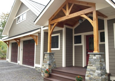 Tedd Kellogg from Benson Vt was the builder for this beautiful home. His eye for detail and work is top notch.