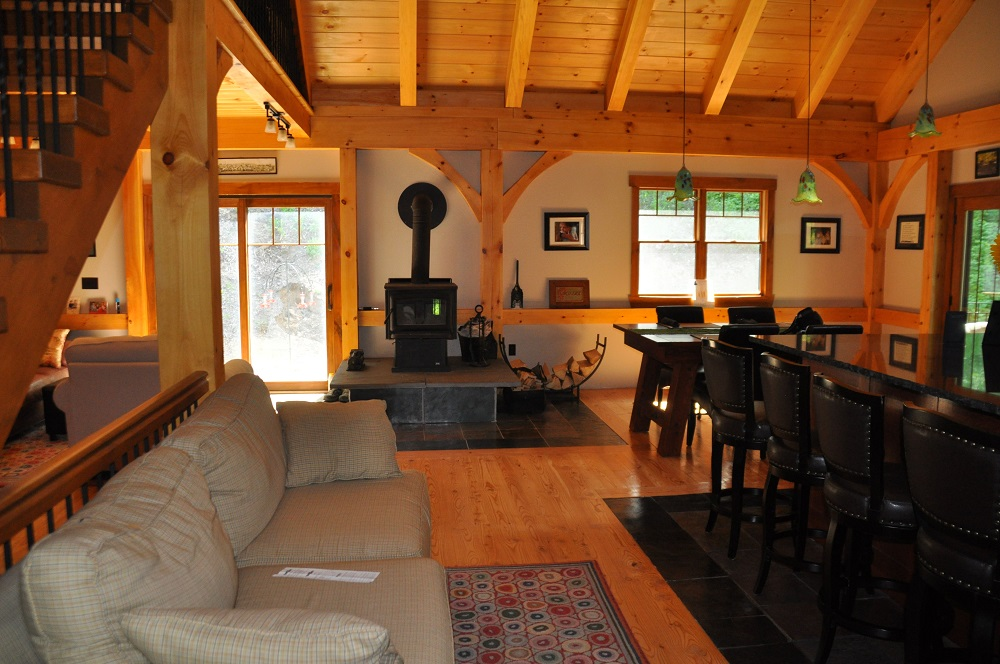 Great Rooms Amp Living Rooms Timber Creek Post Amp Beam Company