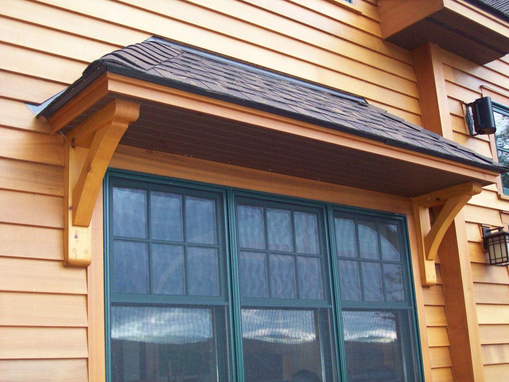 Exterior: Timber Creek Post & Beam