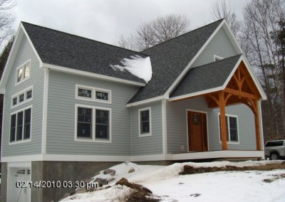 Chestertown NY is where you'd find this owner finished home. We've built a handful of homes in the Adirondack Park.