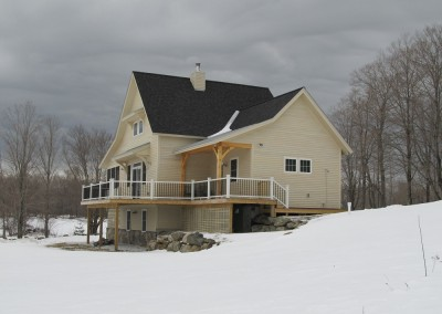 For a somewhat smaller footprint, this Mt Holly Vt design has much to offer.