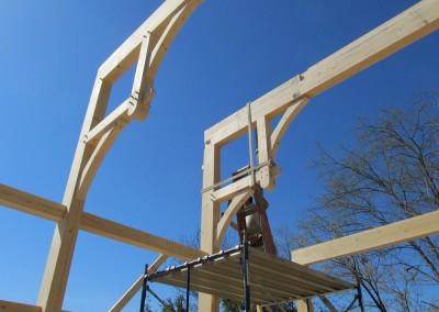 Hammer beams make a big impact