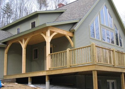 Nice wrap-around porch