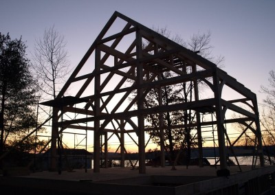 Sunset on Lake Bomoseen
